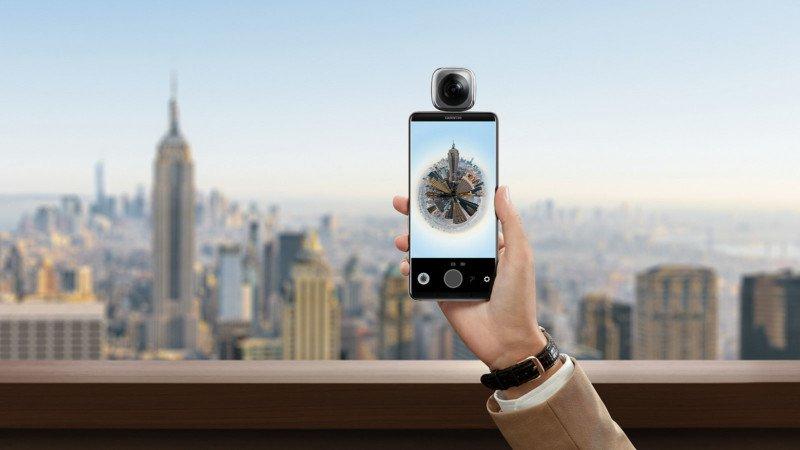 Обзор Huaawei Mate 10 Pro - снимаем на камеру Huawei