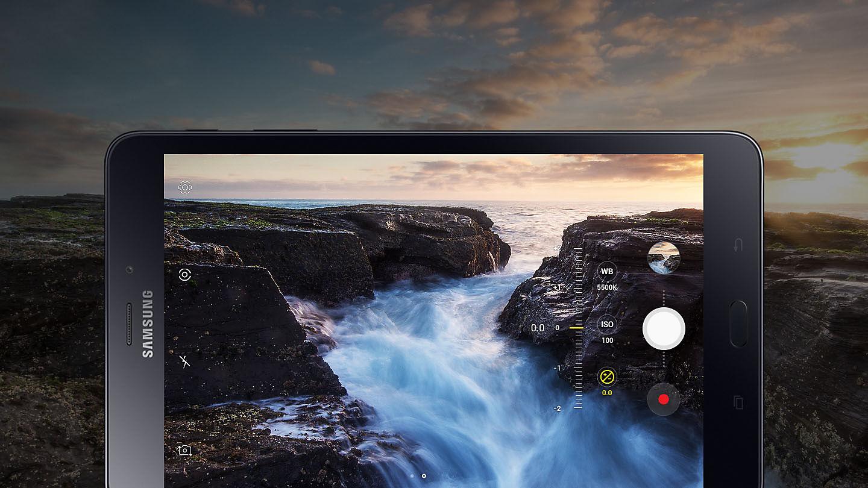 Обзор планшета Samsung Galaxy Tab A 8_0 t385 - Настройки камеры