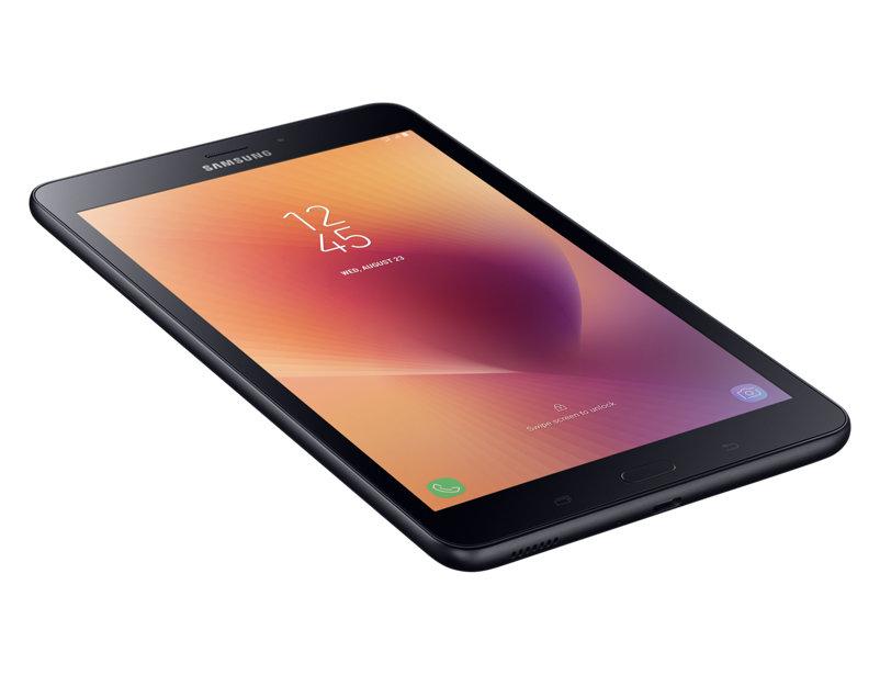 Обзор планшета Samsung Galaxy Tab A 8_0 t385 - фронтальная часть планшета