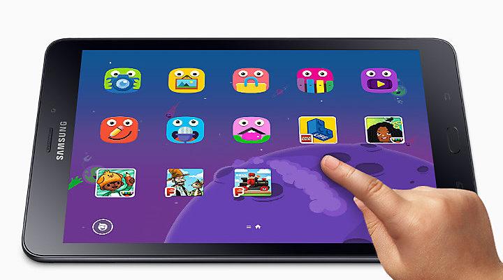 Обзор планшета Samsung Galaxy Tab A 8_0 t385 - планшет для ребенка