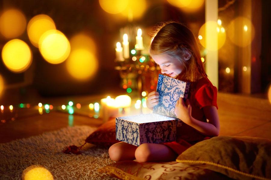 Ожидание новогоднего чуда-фото