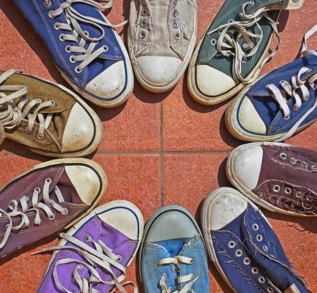 Перфекционизм-порядок обувь