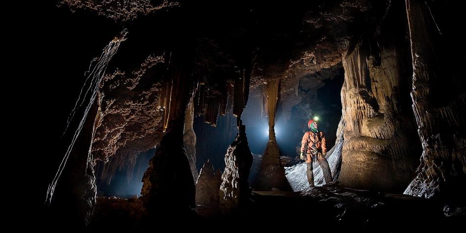 Путешествуем-пещеры