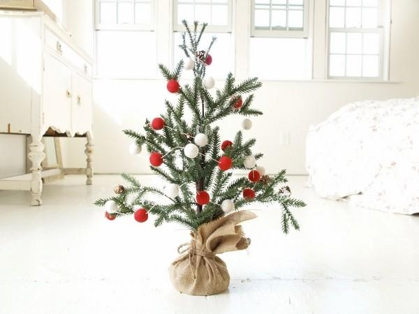 Шарики-украшение елки