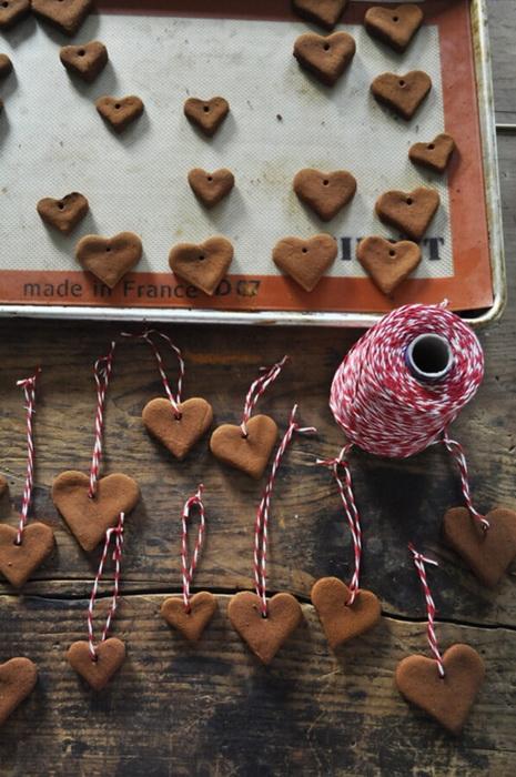 Сердца из полимерной глины-идеи и креатив