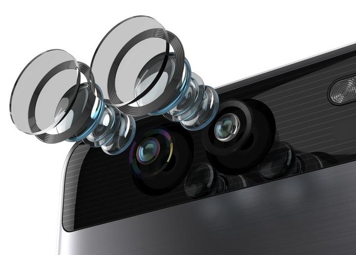 Смартфоны 2017_лучшие технологии года - двойная камера в смартфоне