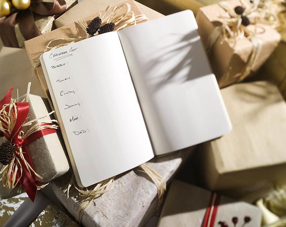 Список подарков-что нужно успеть до Нового года