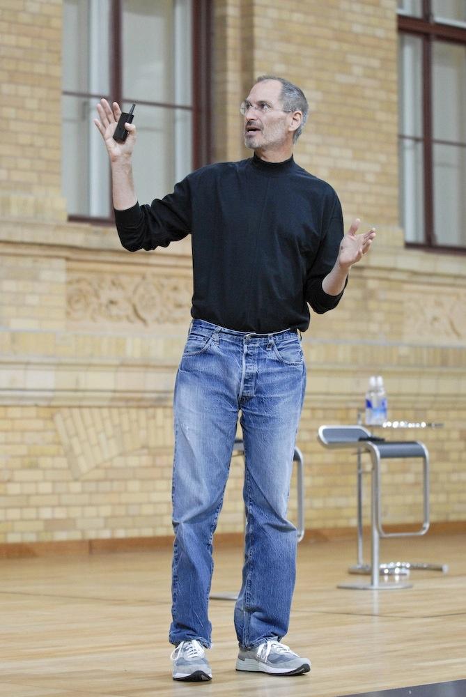 Стив Джобс-стиль