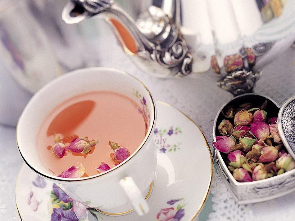 Такой разный чай-фото