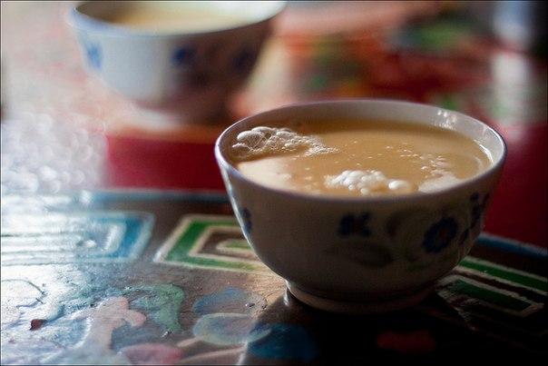 Тибетский чай-часуйма