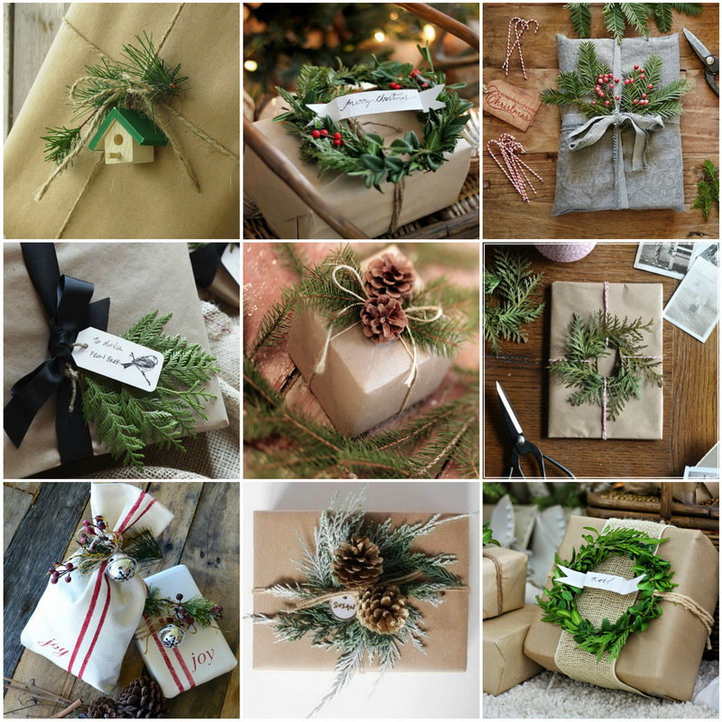 Упаковка подарков-с душой