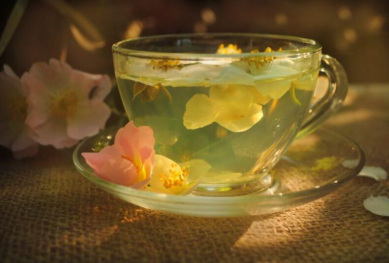 Жасминовый чай-Таиланд