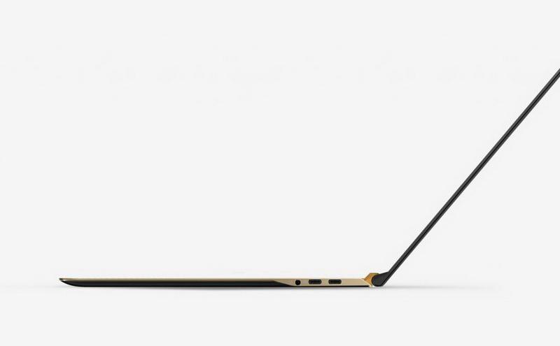 Acer Aspire Swift 7-самый тонкий в мире ноутбук