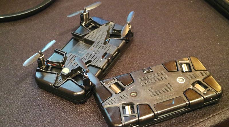 Чехол-дрон для смартфона-Selfly фото 2