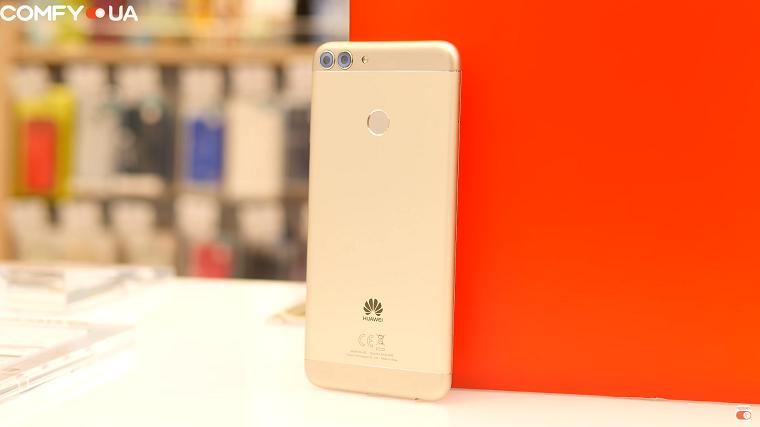 Huawei p smart с двойной камерой