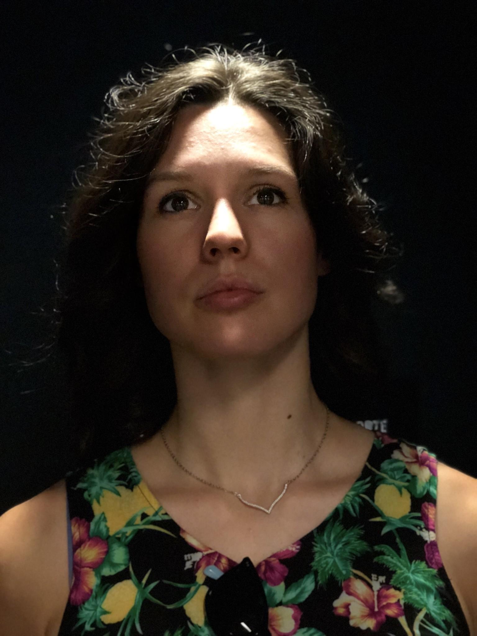 Как использовать портретный режим и портретное освещение в iPhone X - Контурное освещение