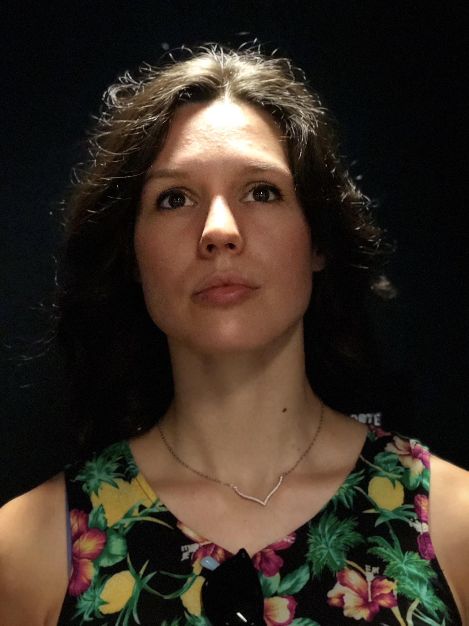 Как использовать портретный режим и портретное освещение в iPhone X - Студийное освещение