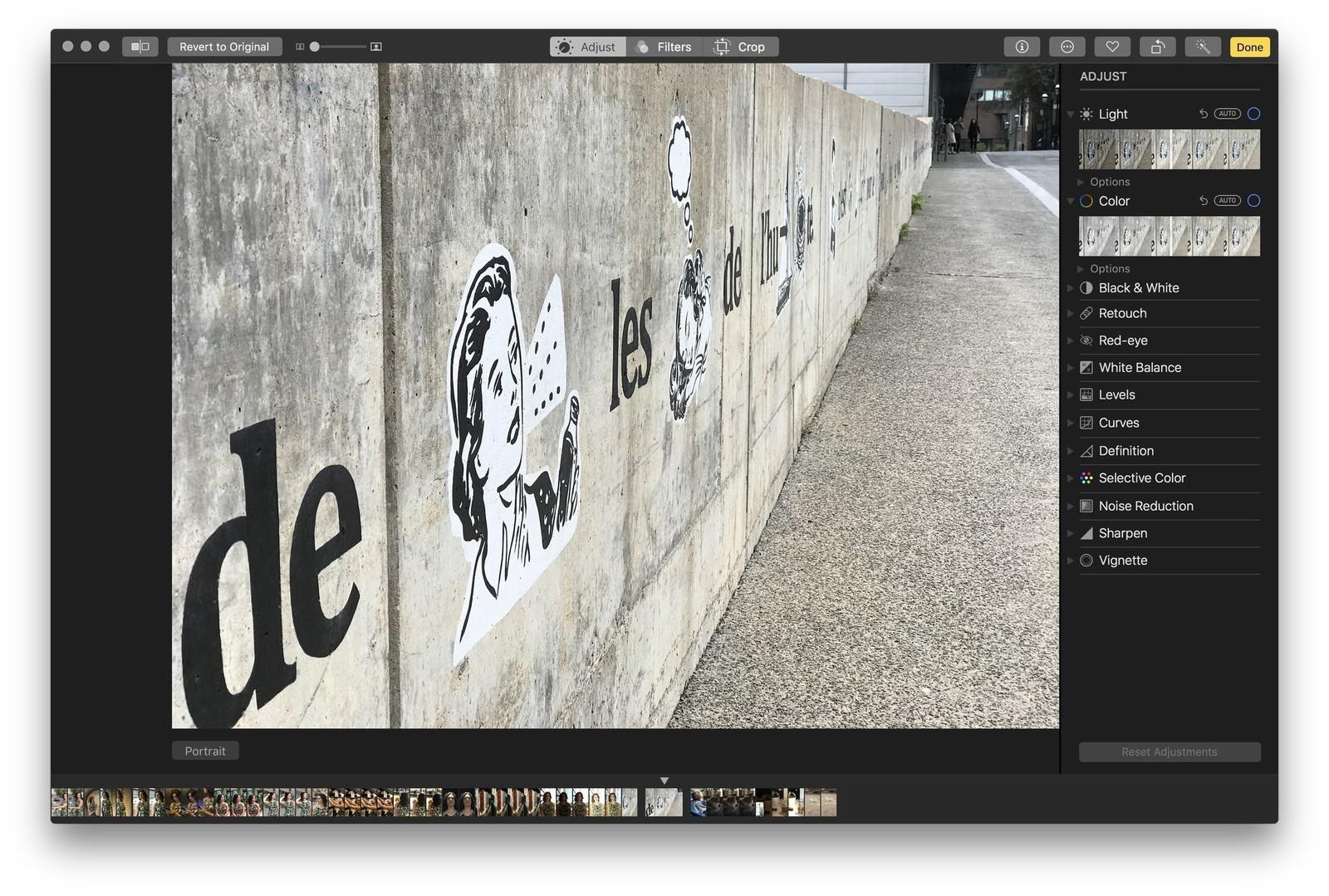 Как использовать портретный режим и портретное освещение в iPhone X - эффекты освещения на macOS