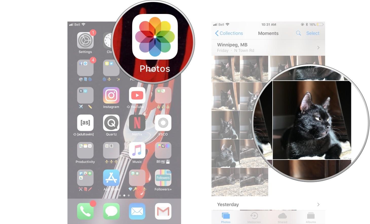 Как использовать портретный режим и портретное освещение в iPhone X - как отредактировать на iOS 11