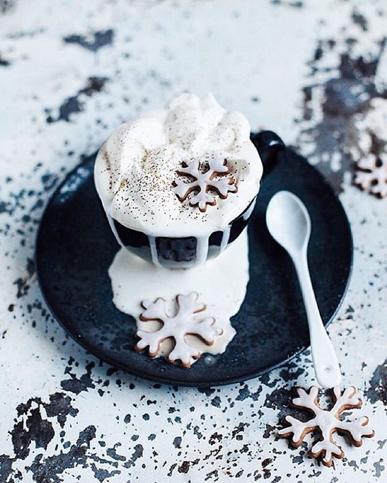 Кофе для морозного вечера-фото