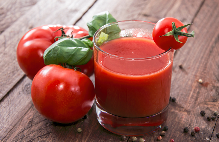 Коктейли на основе томатного сока