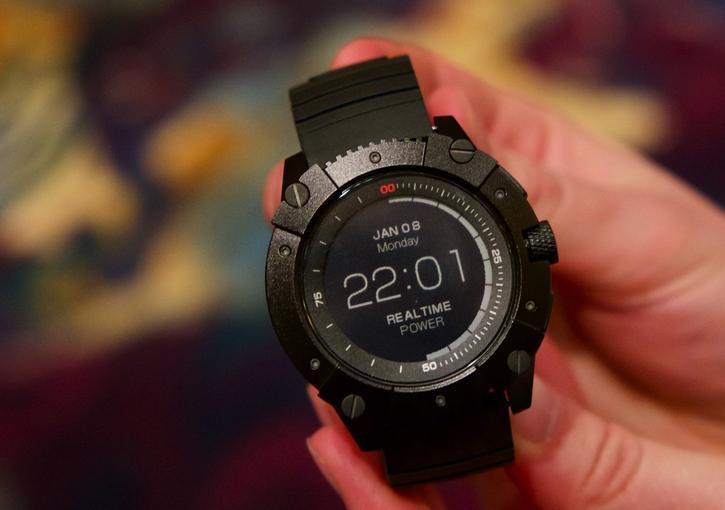 Matrix PowerWatch X-дизайн SMART-часов