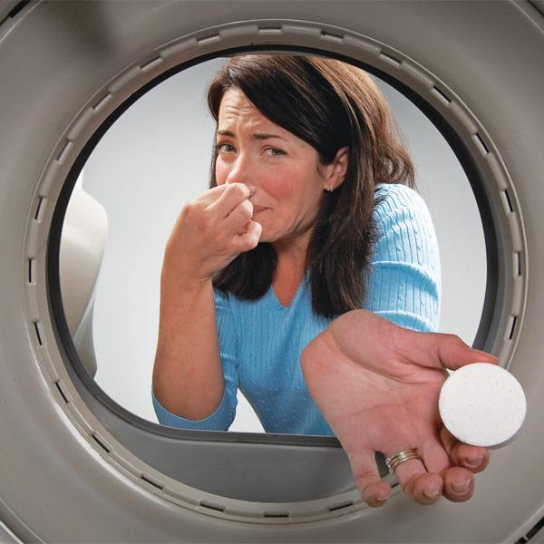 Неприятный запах в стиральной машине_лучшие способы избавления - запах из стиральной машины