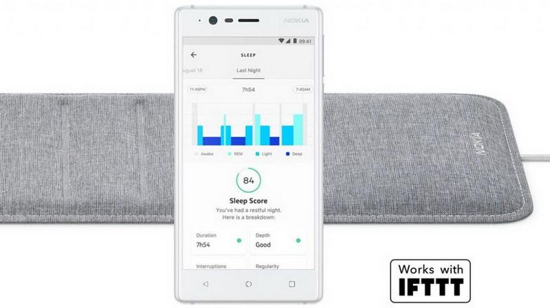 Nokia Sleep-для сна