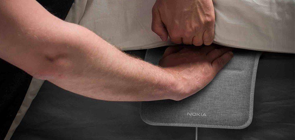 Nokia Sleep-под матрасом