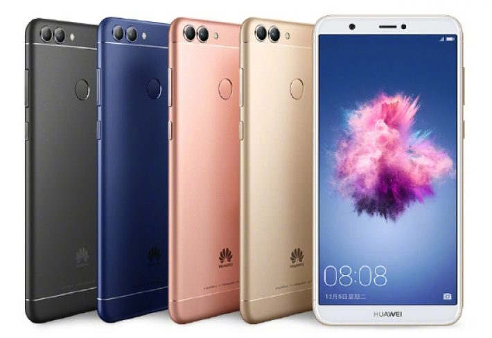 Обзор Huawei P Smart - huawei в разных цветах