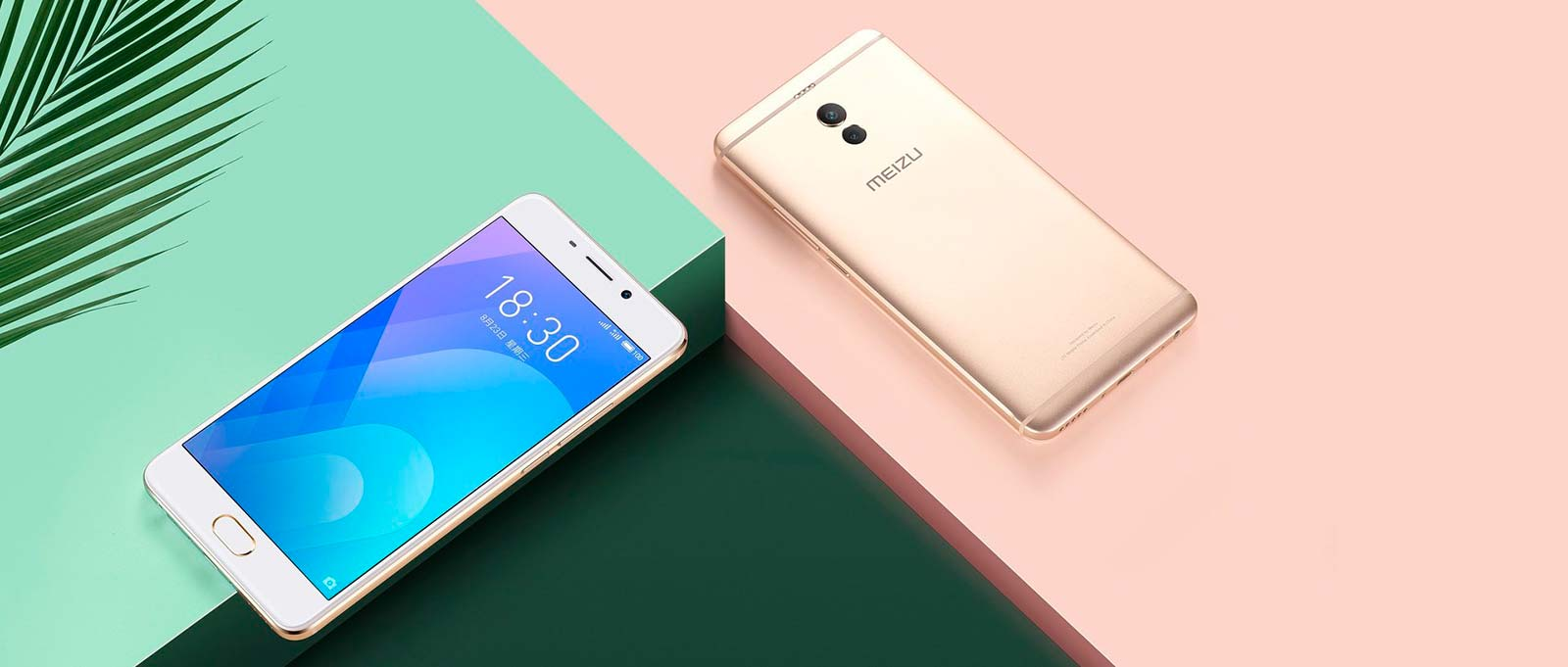 Обзор Meizu M6 - смартфоны Meizu