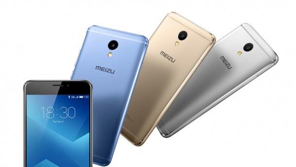 Обзор Meizu M6 - смартфоны в разных цветах