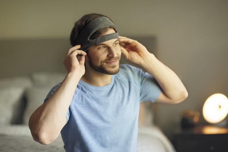 Philips-шлем для сна с белым шумом