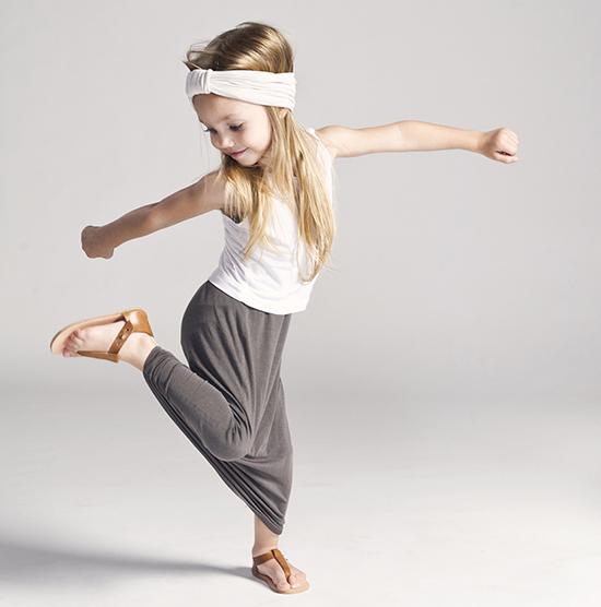 Ребенок-танцы