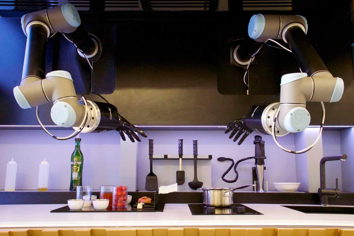 Робот-шеф-кухар