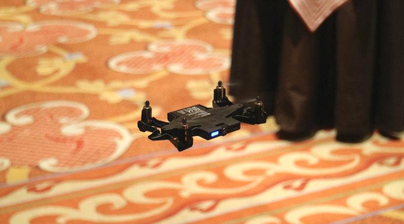 Selfly-дрон-чехол