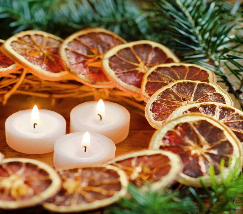 Свечи для настроения-фото