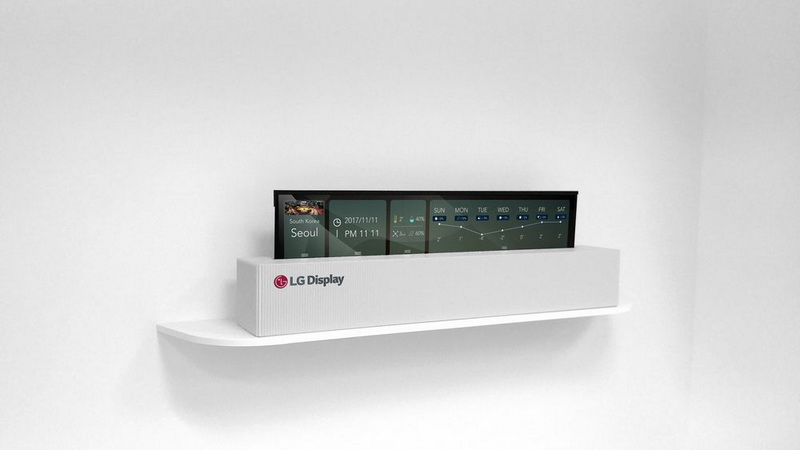 Телевизор-рулон-от LG