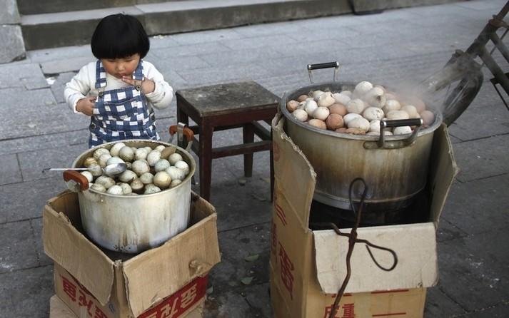 Тунцзыдань-китайский деликатес