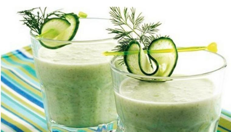 Употребление витаминных коктейлей