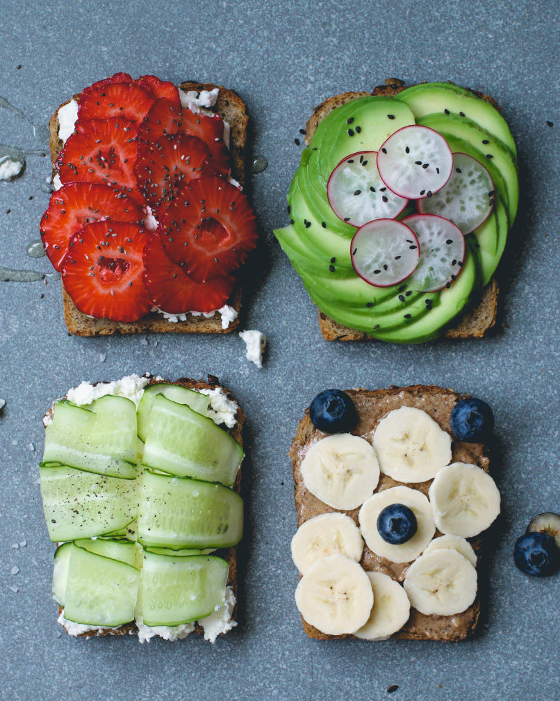 Веселые тосты-вкусные варианты