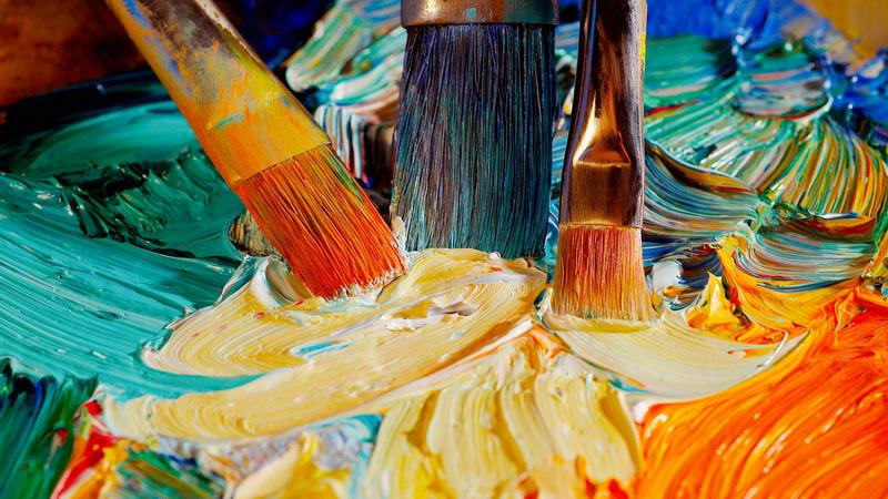 Живопись-хобби и искусство