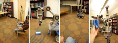 Робот El-E
