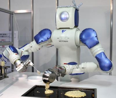 Салатный Робот Салли