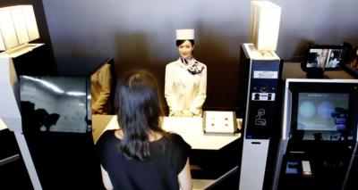 Робот-администратор в медицине