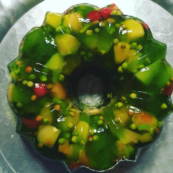 jell-o salad-photo