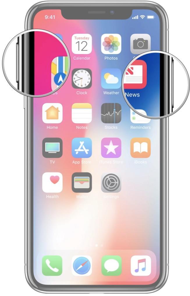 11 вещей которые должен знать каждый пользователь iPhone или iPad - делаем скриншот на iPhone x