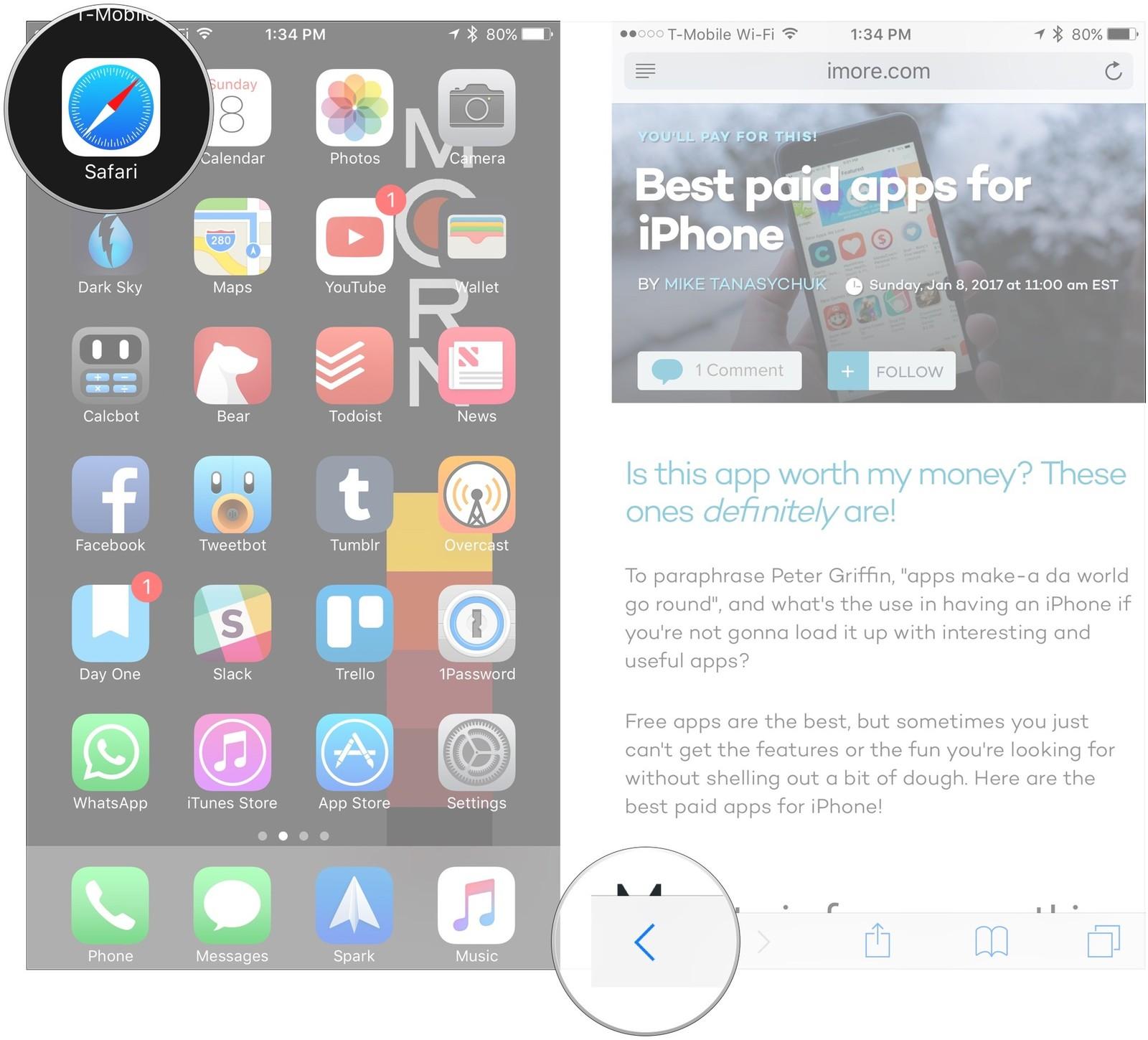 11 вещей которые должен знать каждый пользователь iPhone или iPad - история в сафари