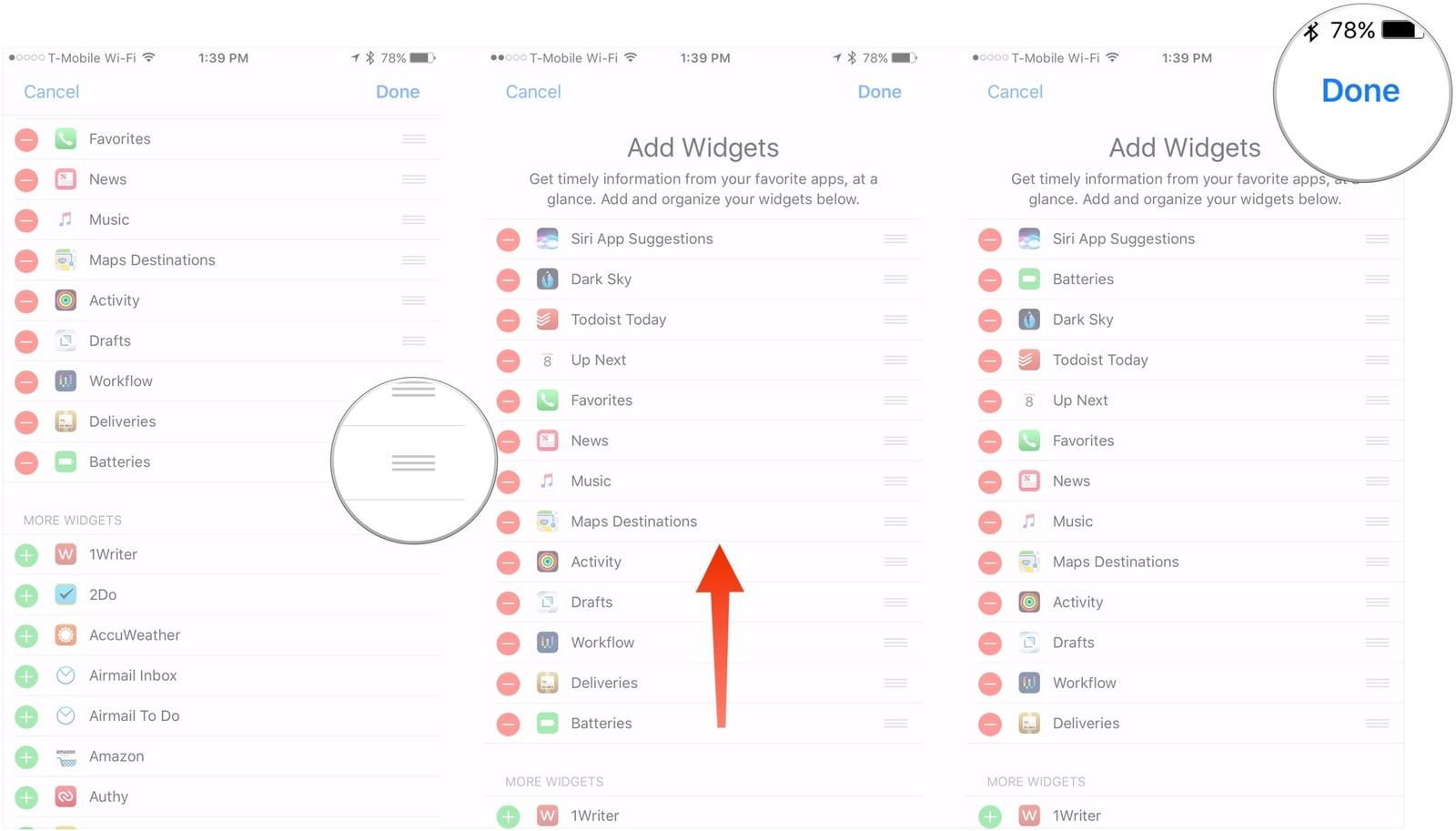 11 вещей которые должен знать каждый пользователь iPhone или iPad - сохраняем виджеты