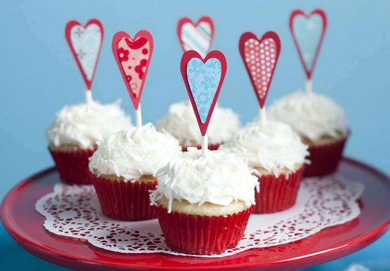 14 февраля-пирожные